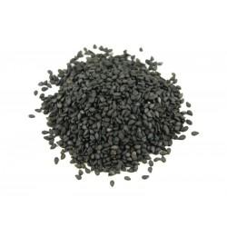 Juodojo sezamo sėklos