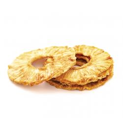 Džiovinti Ananasų Žiedai